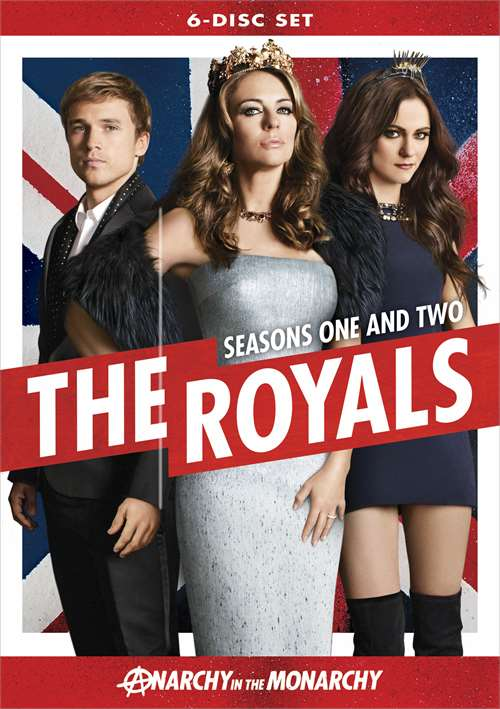 Royals, The: The Complete First & Second Season (DVD + UltraViolet)