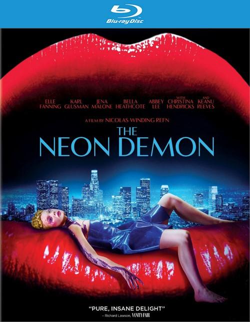 Neon Demon, The  (Blu-Ray)