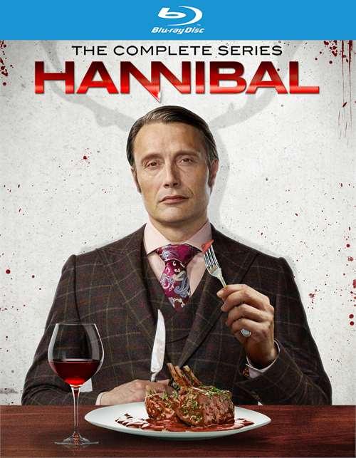 Hannibal: The Complete Seasons 1-3 (Blu-ray + UltraViolet)