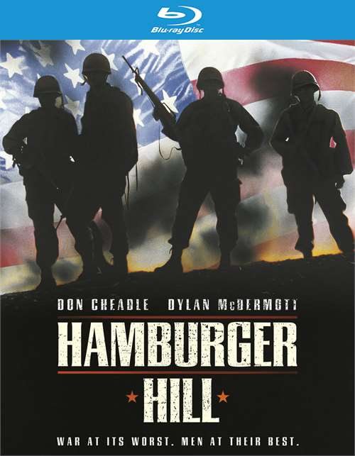 Hamburger Hill (Blu-ray + UltraViolet)