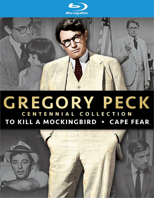 Gregory Peck Centennial Collection (Blu-ray + UltraViolet)