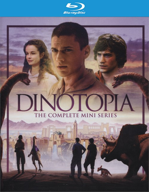 Dinotopia: The Complete Colection (Blu-Ray)