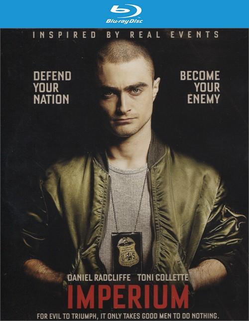 Imperium (Blu-ray + UltraViolet)