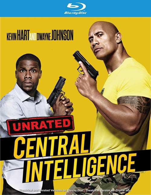 Central Intelligence (Blu-ray + UltraViolet)