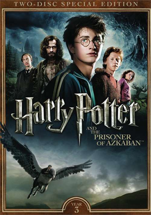 Harry Potter And The Prisoner Of Azkaban - Special Edition