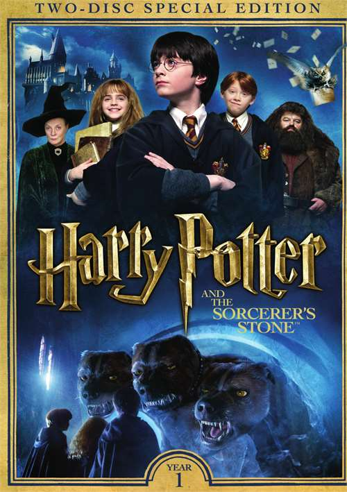 Harry Potter And The Sorcerers Stone - Special Edition