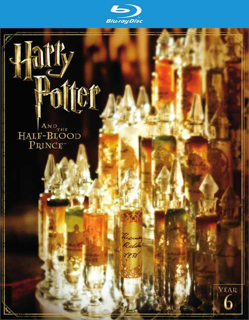 Harry Potter And The Half-Blood Prince - Special Edition (Blu-ray + UltraViolet)