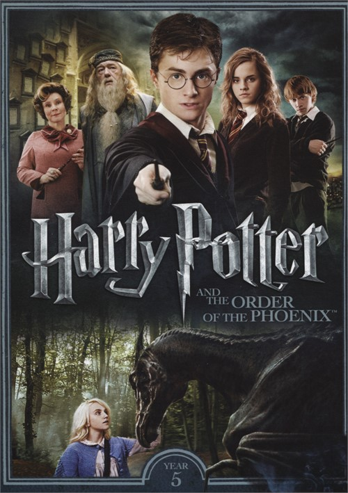 Harry Potter And The Order Of The Phoenix - Special Edition