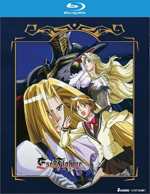 Vision Of Escaflowne, The: Part Two (Blu-ray + DVD)