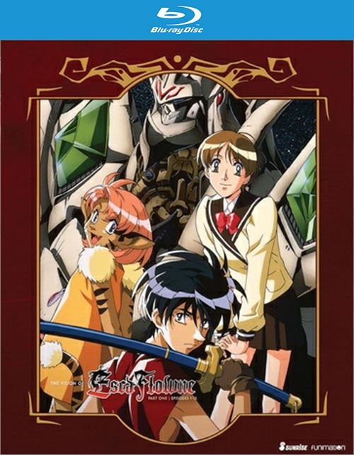 Vision Of Escaflowne, The: Part One (Blu-ray + DVD)