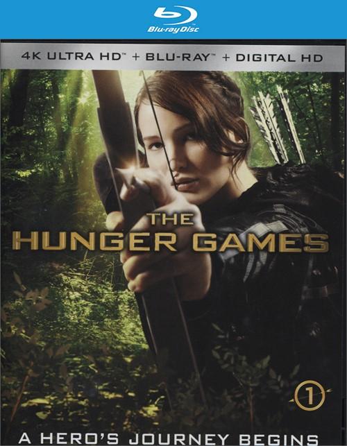 Hunger Games, The (4K Ultra HD + Blu-ray + UltraViolet)