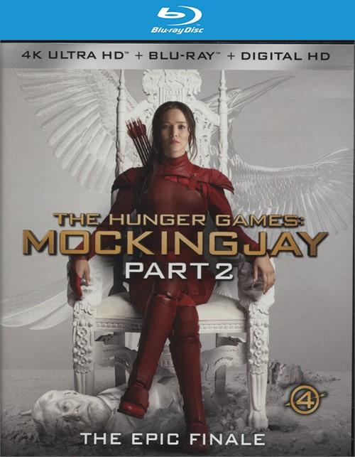 Hunger Games, The: Mockingjay - Part 2 (4K Ultra HD + Blu-ray + UltraViolet)