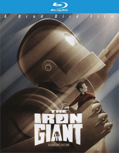 Iron Giant, The - Signature Edition (Blu-ray)