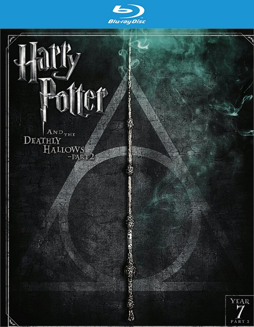 Harry Potter And The Deathly Hallows, Part II - Special Edition (Blu-ray + UltraViolet)