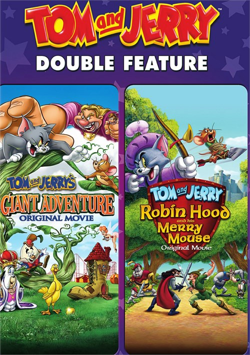 Tom And Jerry: Giant Adventure / Robin Hood And His Merry Mouse