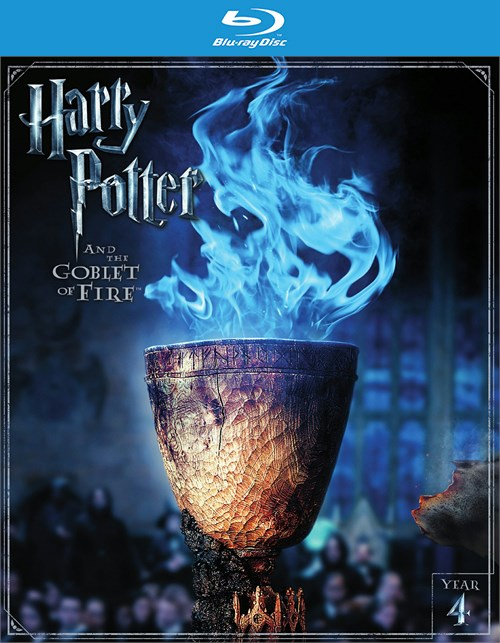 Harry Potter And The Goblet Of Fire - Special Edition (Blu-ray + UltraViolet)