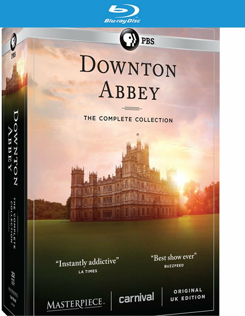 Downtown Abbey- Complete Collection