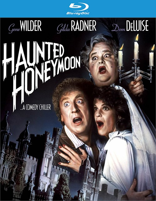 Haunted Honeymoon (Blu-ray)