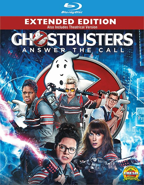 Ghostbusters (Blu-ray + Ultra-Violet)