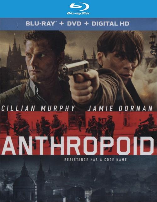 Anthropoid (Blu-ray + DVD + UltraViolet)