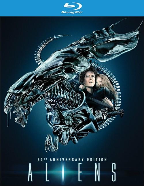 Aliens: 30Th Anniversary Edition (Blu-ray)