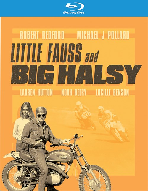 Little Fauss And Big Halsy