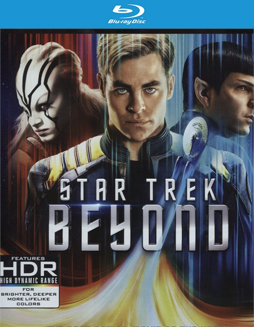 Star Trek Beyond (4K Ultra HD + Blu-ray + UltraViolet)