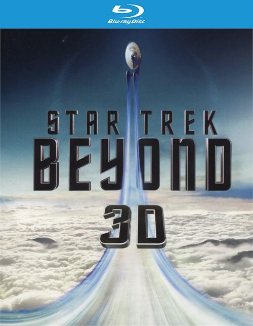 Star Trek Beyond (Blu-ray 3D + Blu-ray + DVD + UltraViolet)
