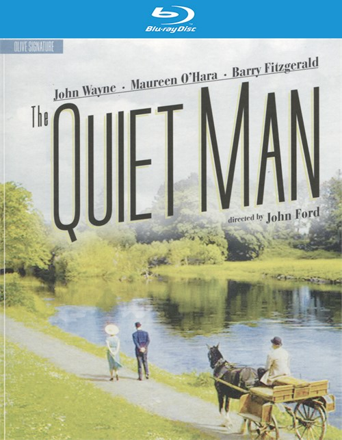 Quiet man