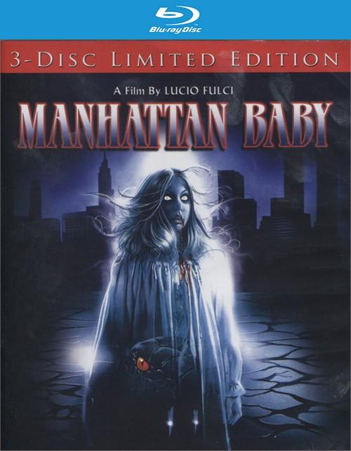 Manhattan Baby (Blu-ray + Dvd Combo)