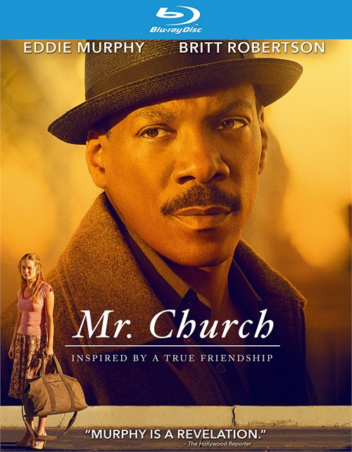 Mr. Church (Blu-ray + UltraViolet)