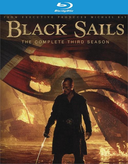 Black Sails: The Complete Third Season (Blu-ray + UltraViolet)