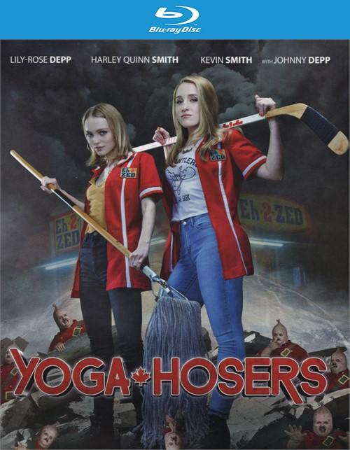 Yoga Hosers (Blu-ray + DVD Combo)