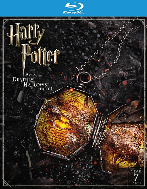 Harry Potter And The Deathly Hallows, Part I - Special Edition (Blu-ray + UltraViolet)