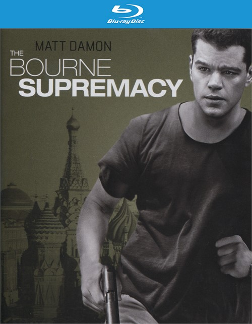 Bourne Supremacy, The (4K Ultra HD + Blu-ray + UltraViolet)