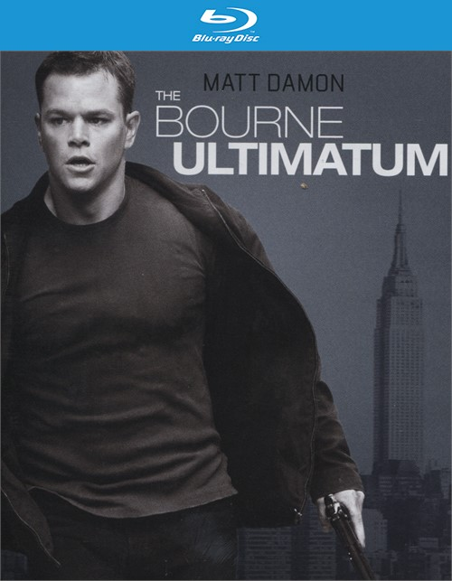 Bourne Ultimatum, The (4K Ultra HD + Blu-ray + UltraViolet)