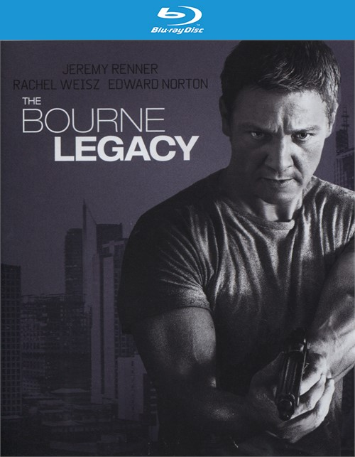 Bourne Legacy, The (4K Ultra HD + Blu-ray + UltraViolet)