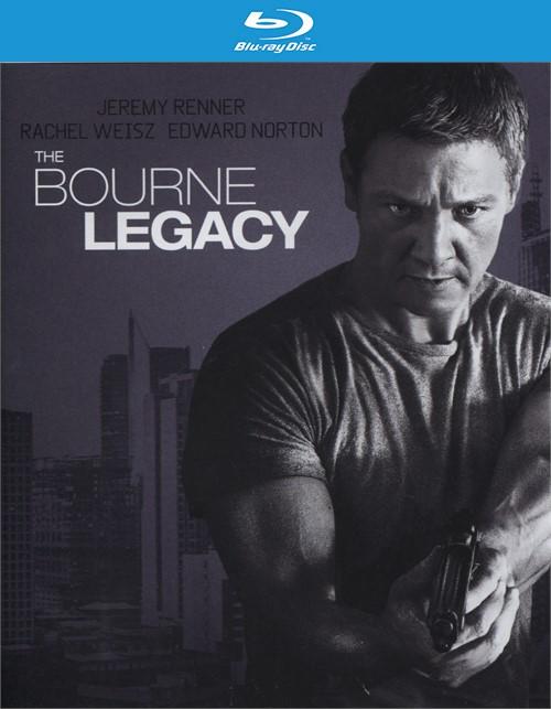Bourne Legacy, The (4K Ultra HD + Blu-ray + UltraViolet)