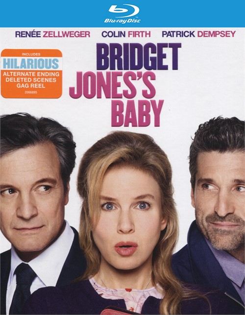 Bridget Joness Baby (Blu-ray + DVD Combo)