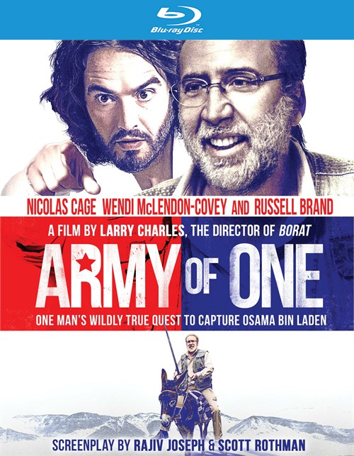 Army Of One (Blu-ray + DVD + UltraViolet)