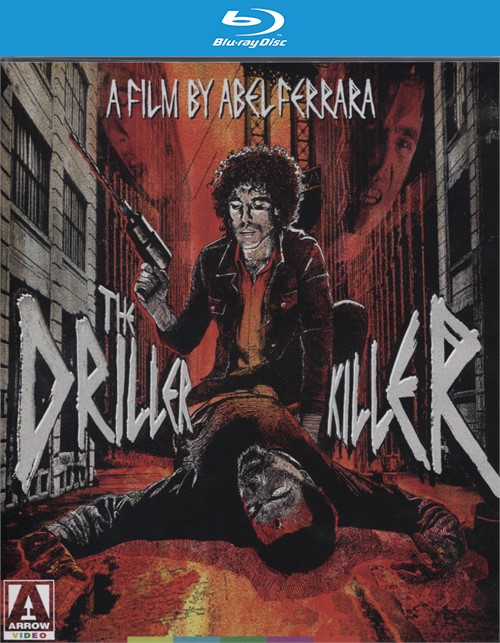 Driller Killer (Blu-ray + DVD Combo)