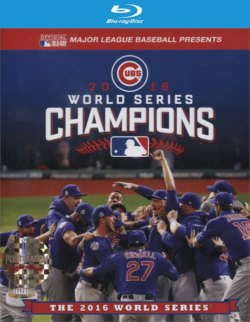 Major League Basebal- 2016 World Series (Blu-ray + DVD Combo)