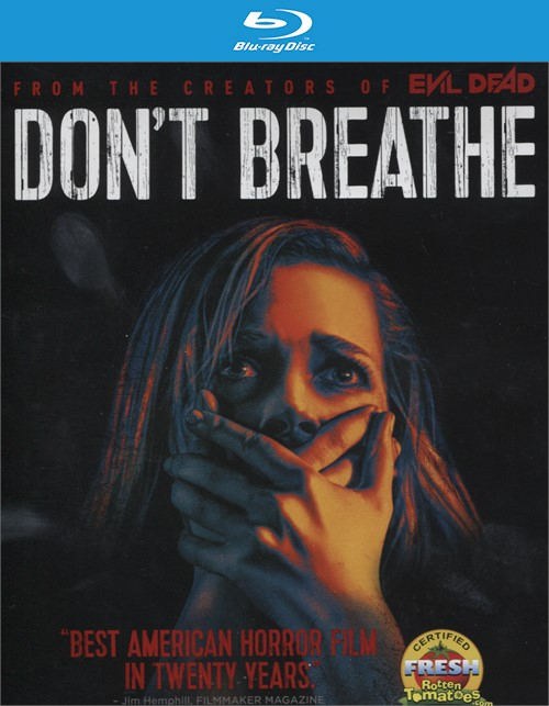 Dont Breathe (Blu-ray + Ultra-Violet)
