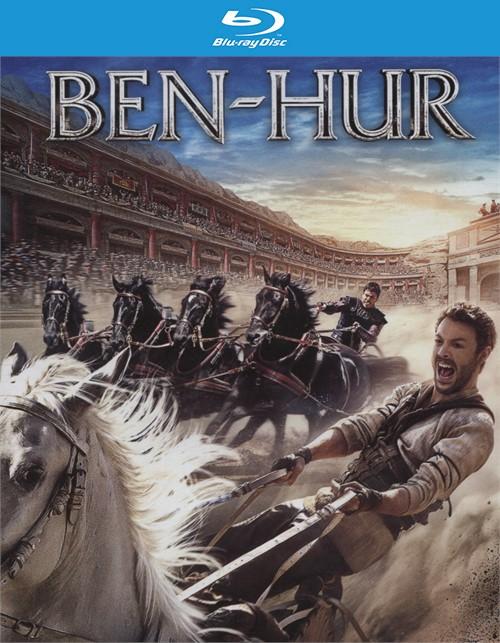 Ben-Hur (Blu-ray + DVD + UltraViolet)
