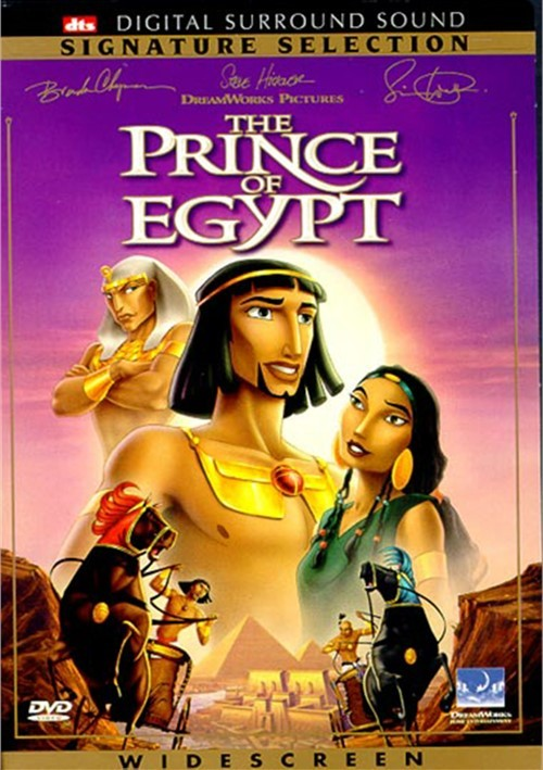 Prince Of Egypt, The (DTS)