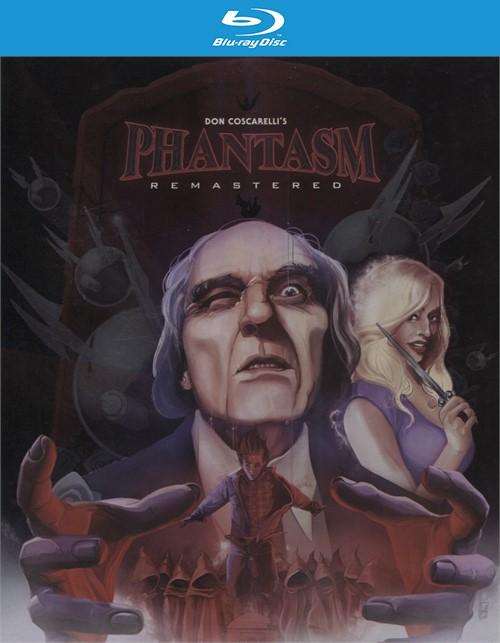 Phantasm - Remastered (Blu-ray + DVD Combo)