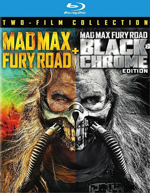 Mad Max: Fury Road /Fury Road Black & Chrome (Double Feature)
