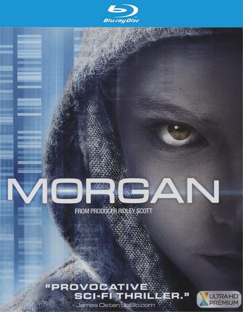Morgan (4K Ultra HD + Blu-ray + UltraViolet)