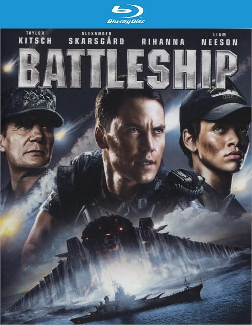 Battleship (4K Ultra HD + Blu-ray + UltraViolet)