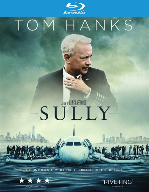 Sully (Blu-ray + DVD + UltraViolet)
